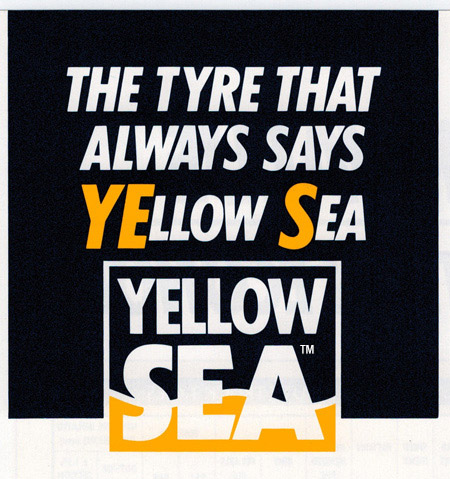 Yellow Sea Tyres Logo